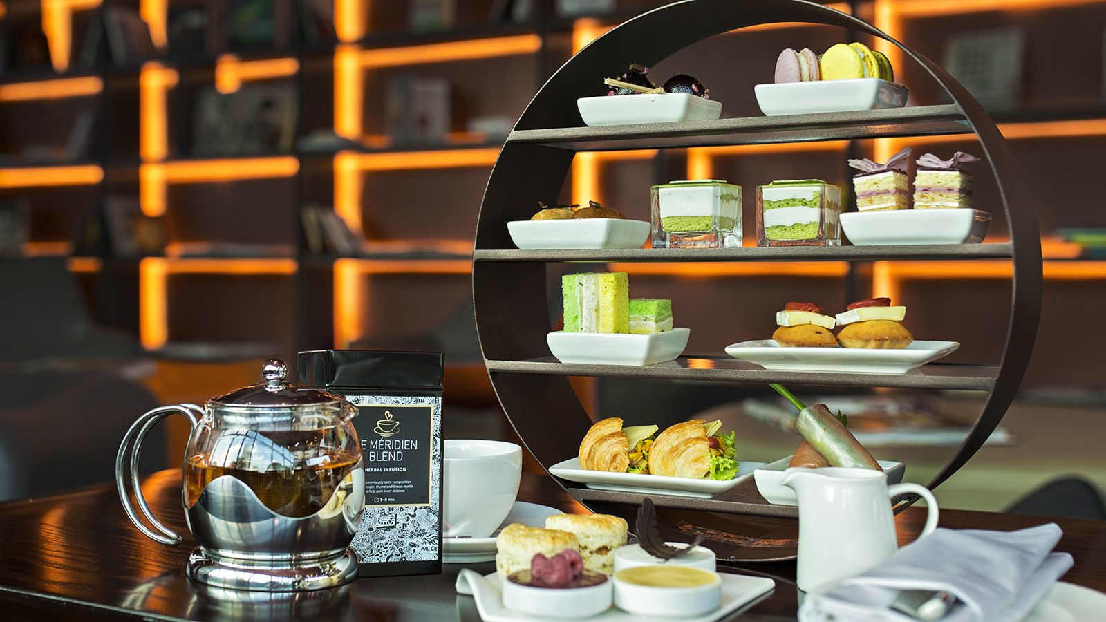 the best high tea in ho chi minh city