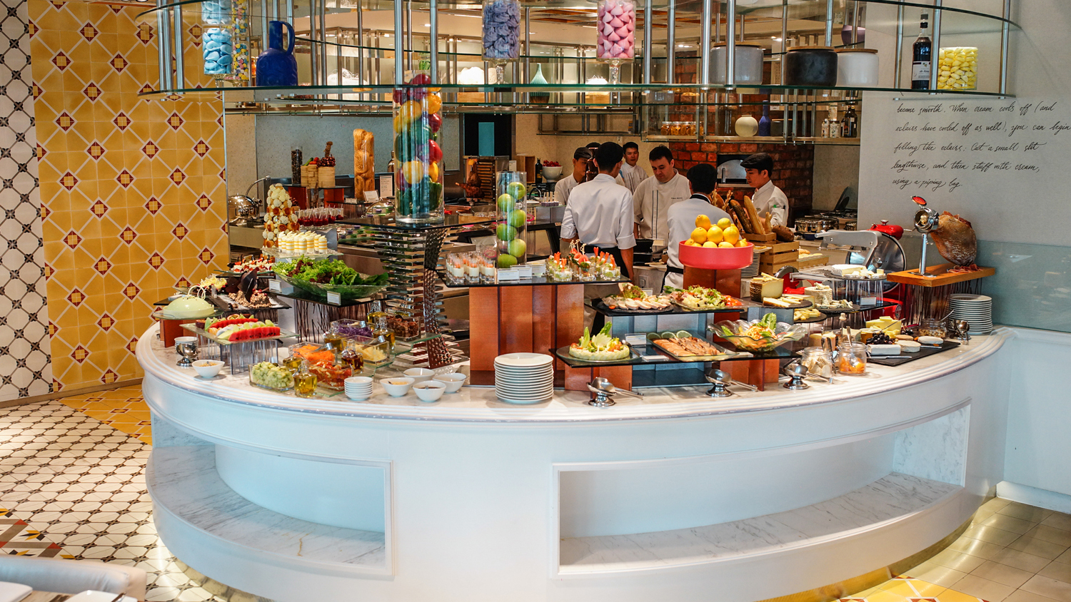 Latest Recipe Buffet Le Meridien Saigon; The 10 Best Buffet Restaurants In  Ho Chi Minh